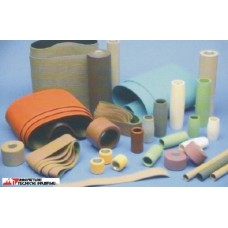 Rubber products for textile machinery