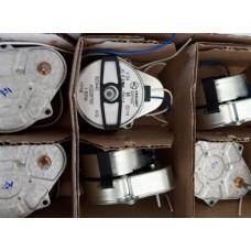 Koračni motor za oljnike z reduktorjem SSM
